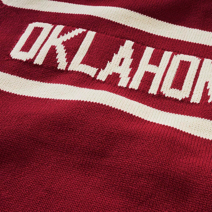 Oklahoma Retro Stadium Sweater