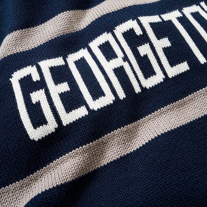 Georgetown Stadium Sweater