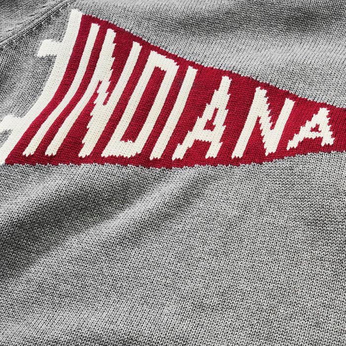 Indiana Pennant Sweater