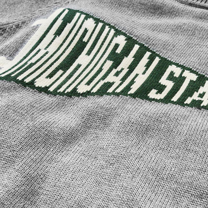 Michigan State Pennant Sweater