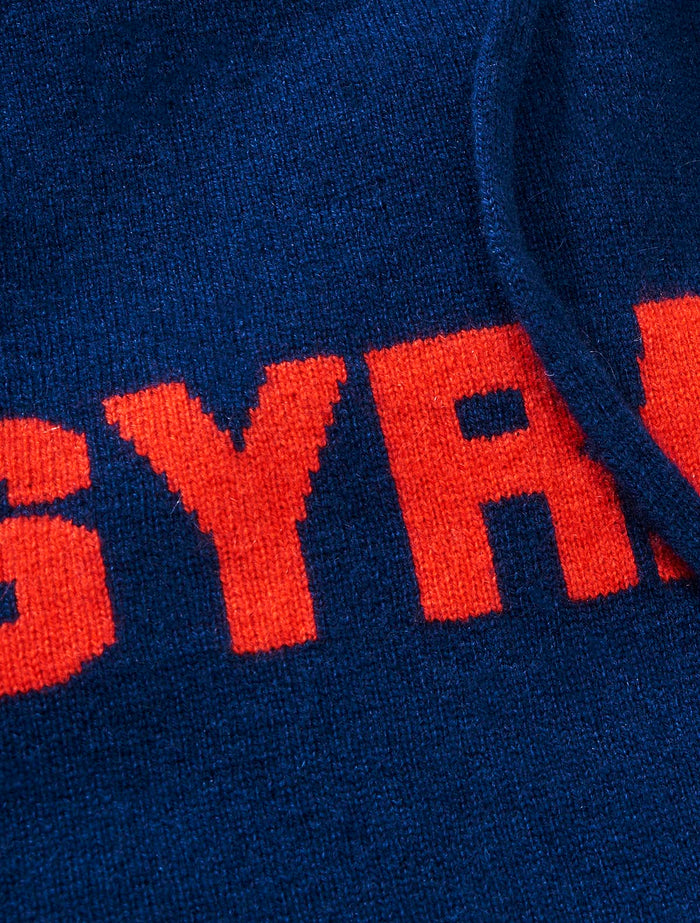 Syracuse Cashmere Hoodie