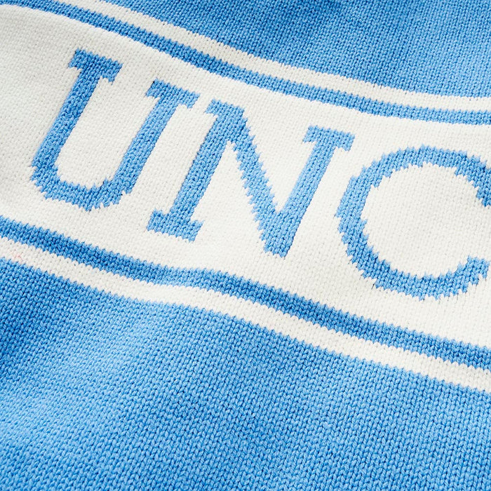 UNC Varsity Stripe Sweater