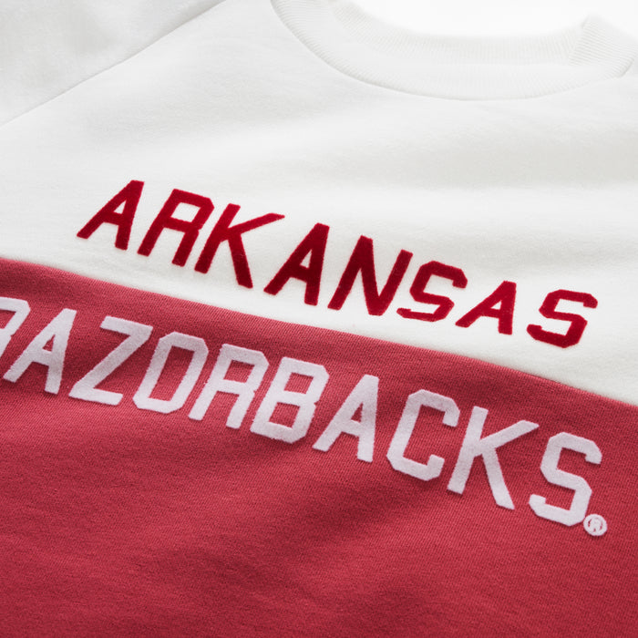 Arkansas Colorfield Sweatshirt