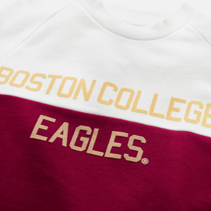 Boston College Colorfield Sweatshirt