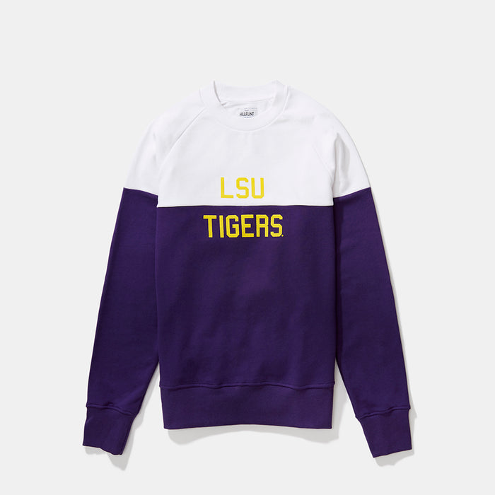 LSU Colorfield Sweatshirt