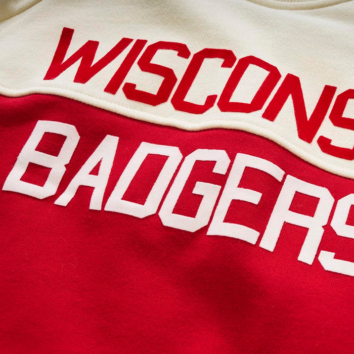 Wisconsin Colorfield Sweatshirt