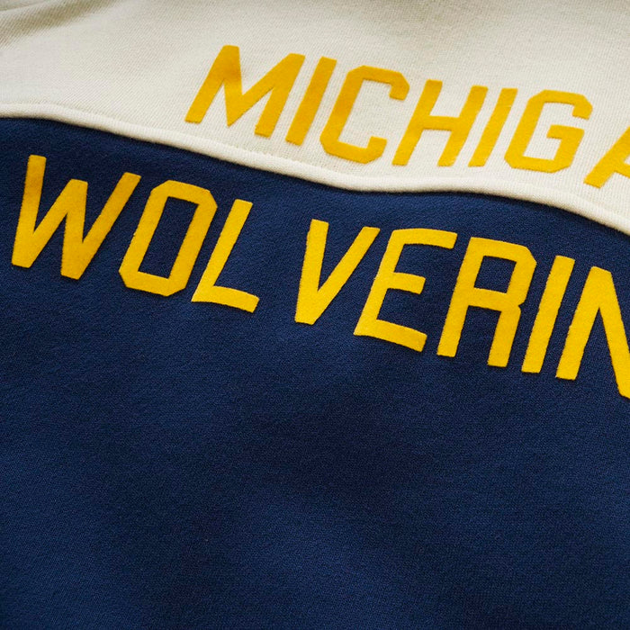 University of Michigan | Colorfield Sweatshirt | Michigan Wolverines Apparel
