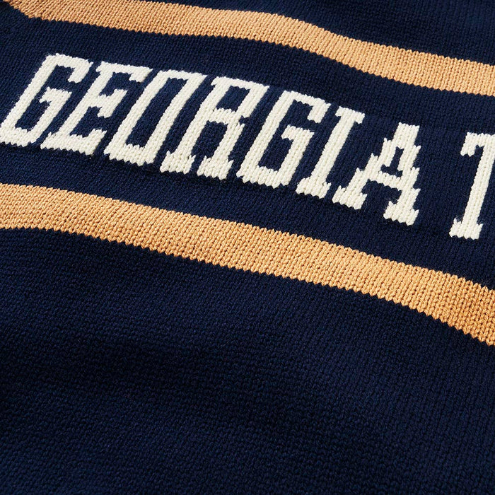Georgia Tech Retro Stadium Sweater