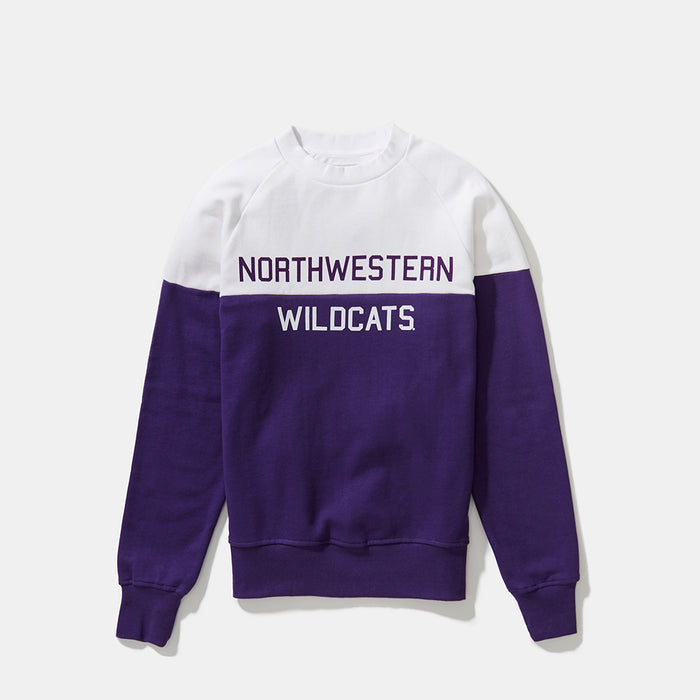 Northwestern Colorfield Sweatshirt