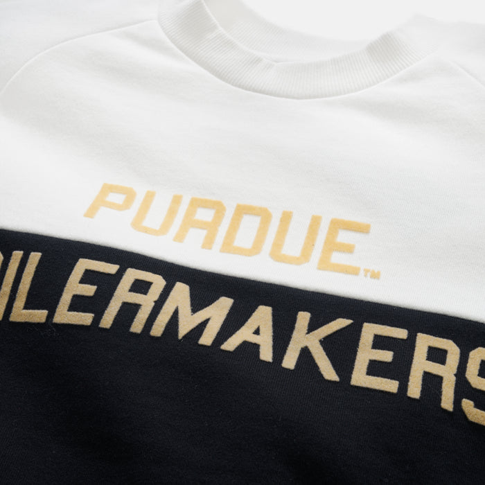 Purdue Colorfield Sweatshirt