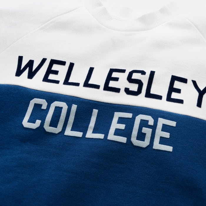 Wellesley Colorfield Sweatshirt