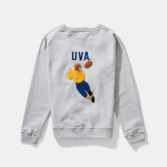 Women's UVA Illustrated Sweatshirt