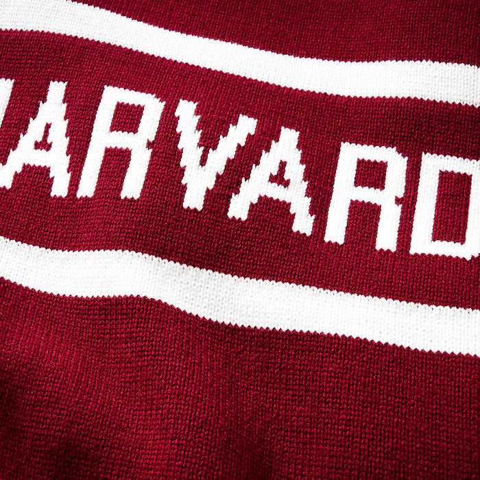 Harvard Retro Stadium Sweater
