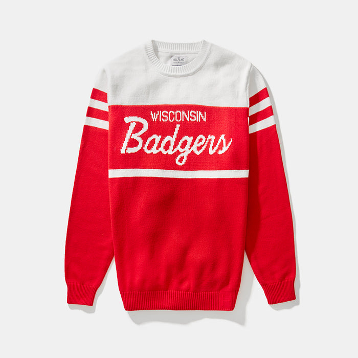 Wisconsin Tailgating Sweater