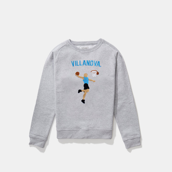 Women's Villanova Illustrated Sweatshirt
