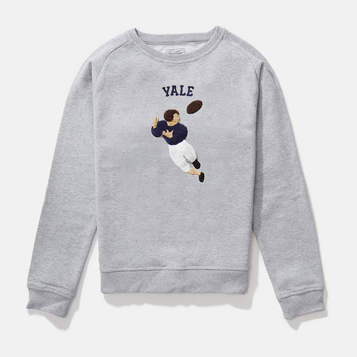 Women's Yale Illustrated Sweatshirt