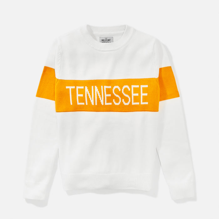 Women's Tennessee Retro Stripe Sweater