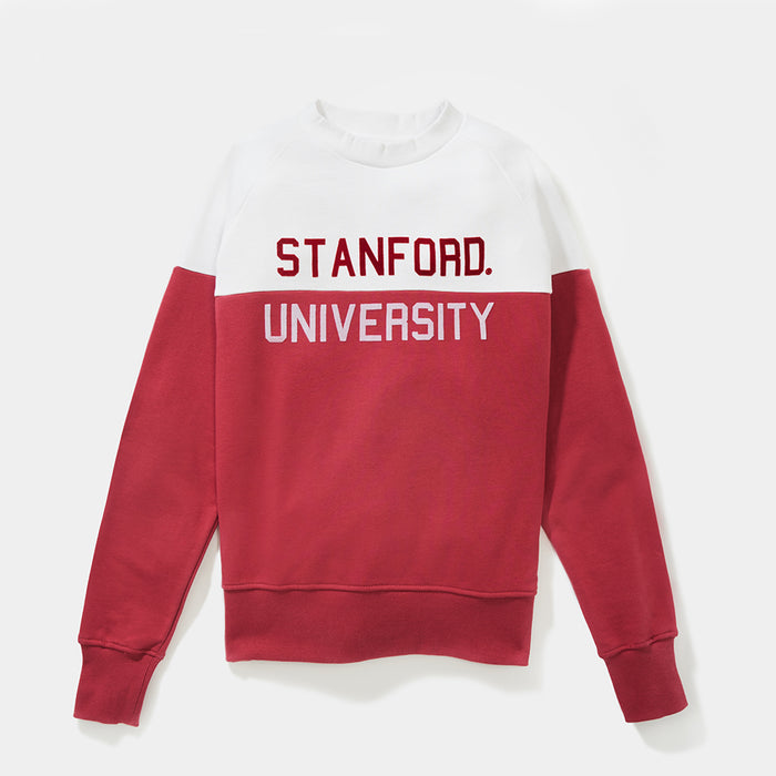 Stanford Colorfield Sweatshirt