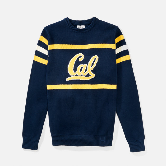 Cal Retro Stadium Sweater