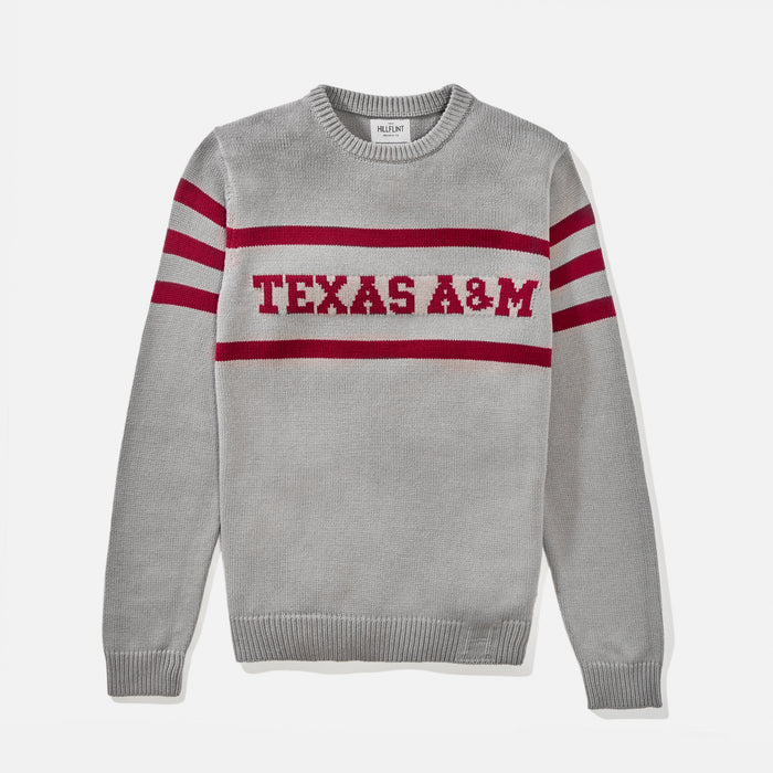 TAMU Retro Stadium Sweater