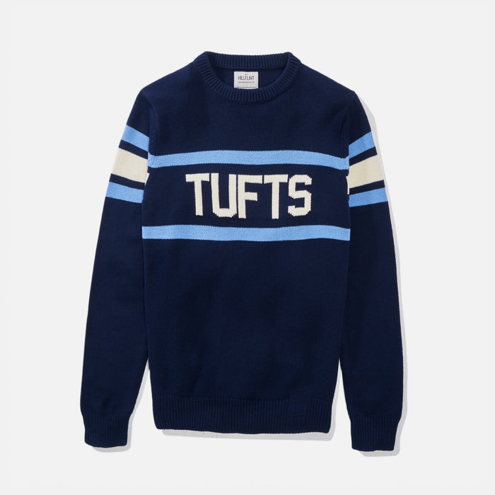 Tufts Retro Stadium Sweater