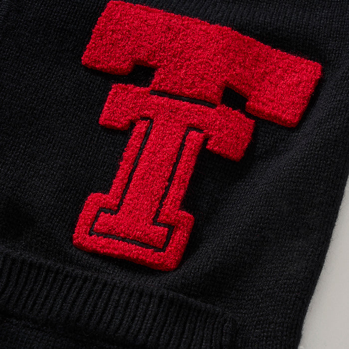 Texas Tech Vintage Cardigan