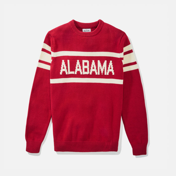 Women's Alabama Retro Stadium Sweater