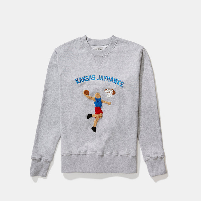 Kansas Illustrated Sweatshirt