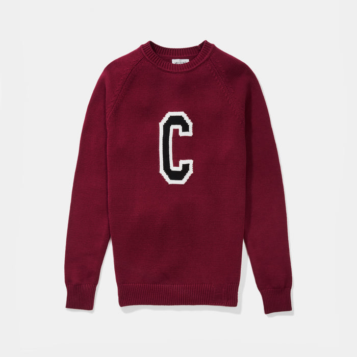 South Carolina Vintage Letter Sweater