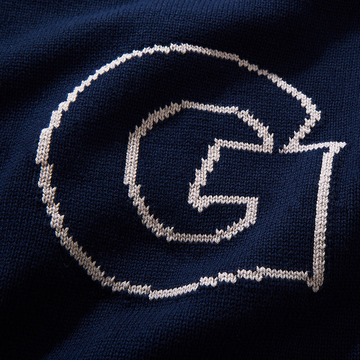 Georgetown Letter Sweater
