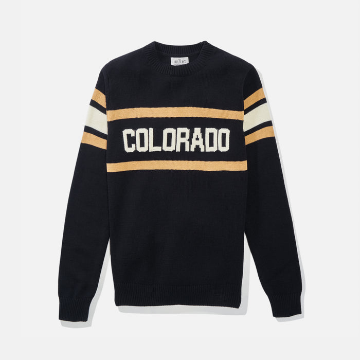 Colorado Retro Stadium Sweater
