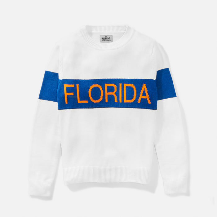 Women's Florida Retro Stripe Sweater