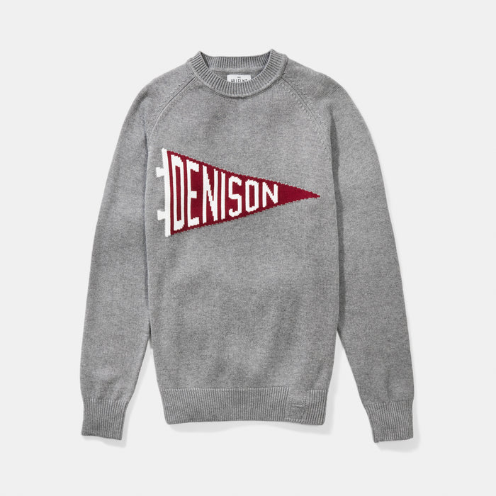 Denison Pennant Sweater