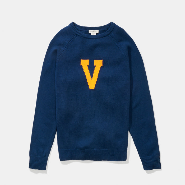 Women's UVA Letter Sweater