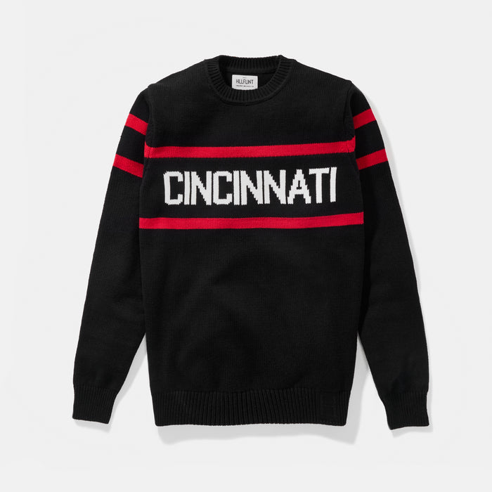 Cincinnati Stadium Sweater