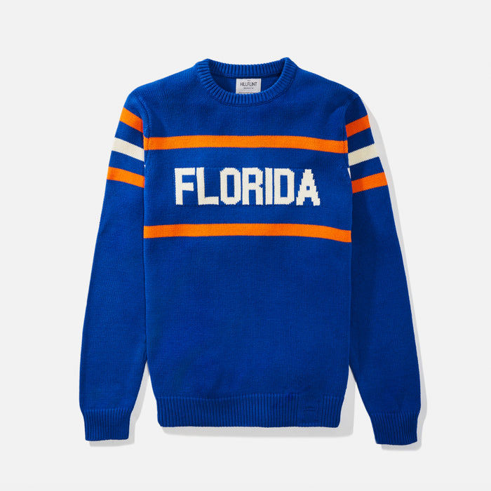 Florida Retro Stadium Sweater