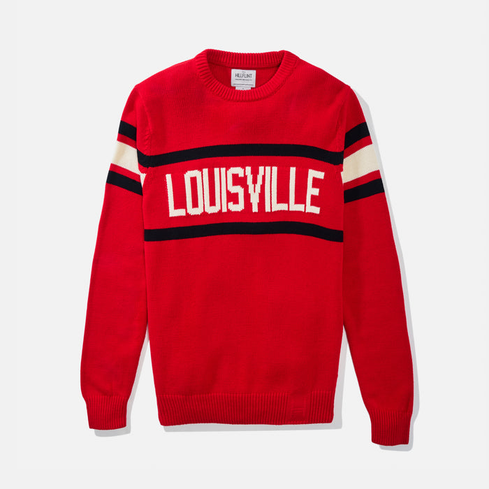 Louisville Retro Stadium Sweater