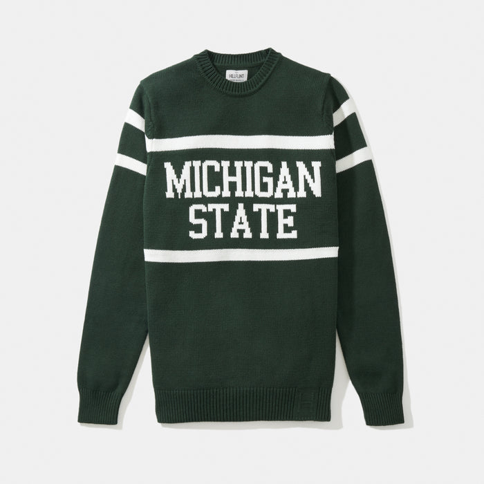 Michigan State Stadium Sweater