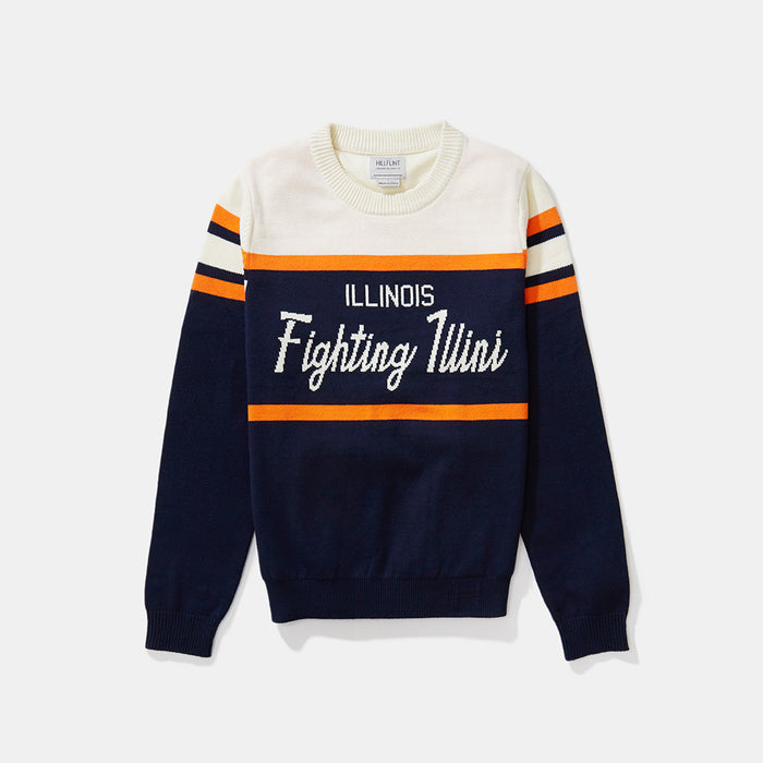 Women's Illinois Tailgate Sweater
