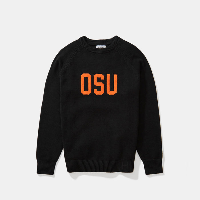 Cotton Oregon State School Sweater