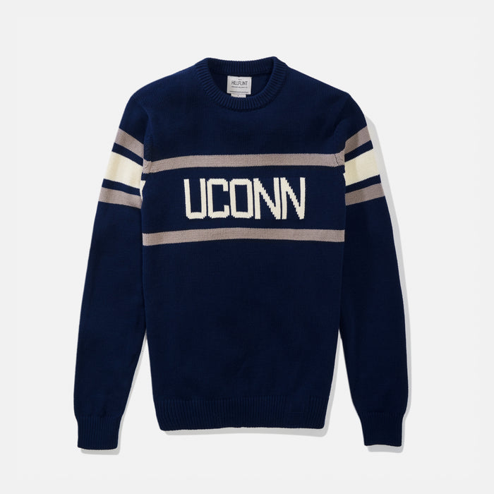 UCONN Retro Stadium Sweater