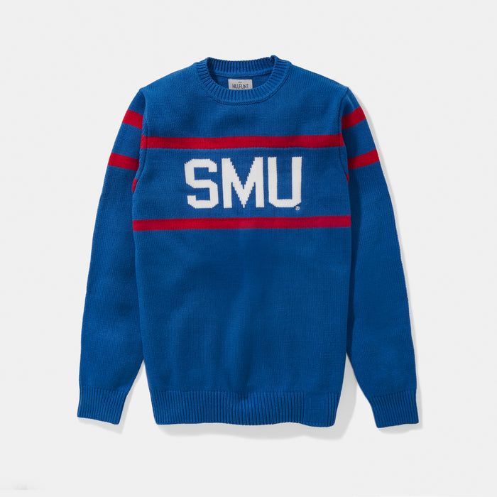 SMU Stadium Sweater