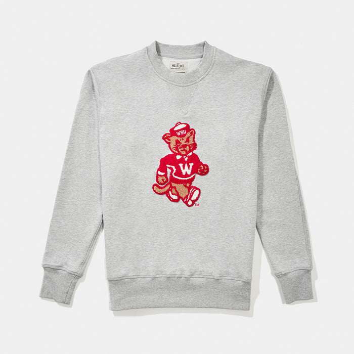 Washington State Mascot Sweatshirt