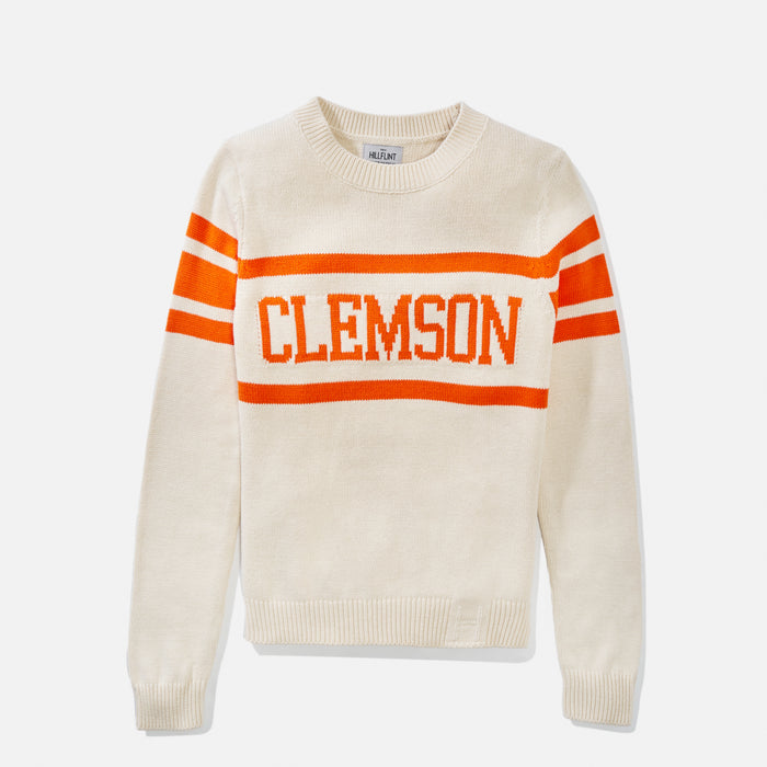 Women's Clemson Retro Stadium Sweater