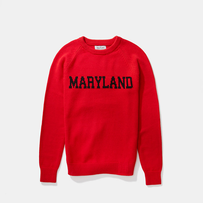 Cotton Maryland School Sweater