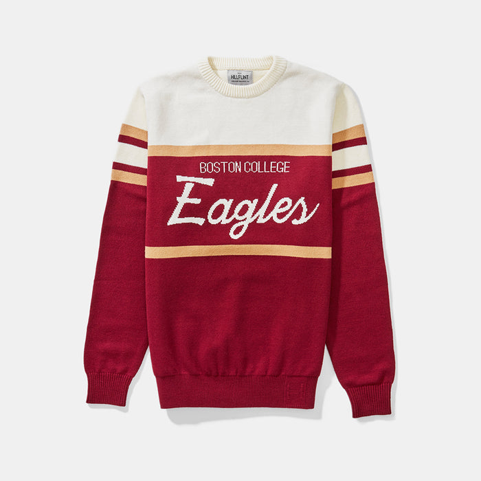 Boston College Tailgating Sweater