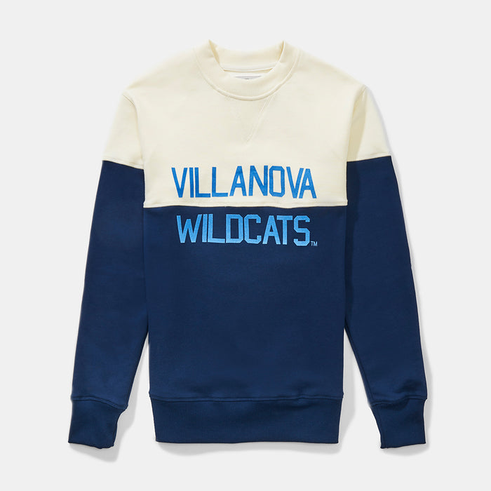 Villanova Colorfield Sweatshirt