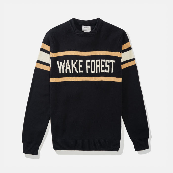 Wake Forest Retro Stadium Sweater