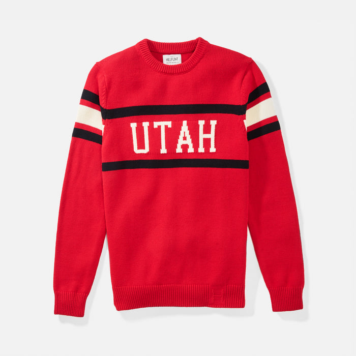 Utah Retro Stadium Sweater B