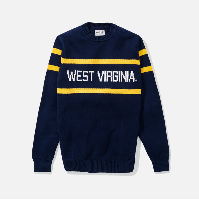 West Virginia Stadium Sweater